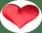 Heart for testimonials